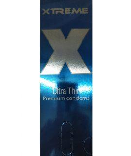 Xtreme Ultra Thin Premium Condom. Made in Malaysia. Quantity: 12*3= 36 Pcs